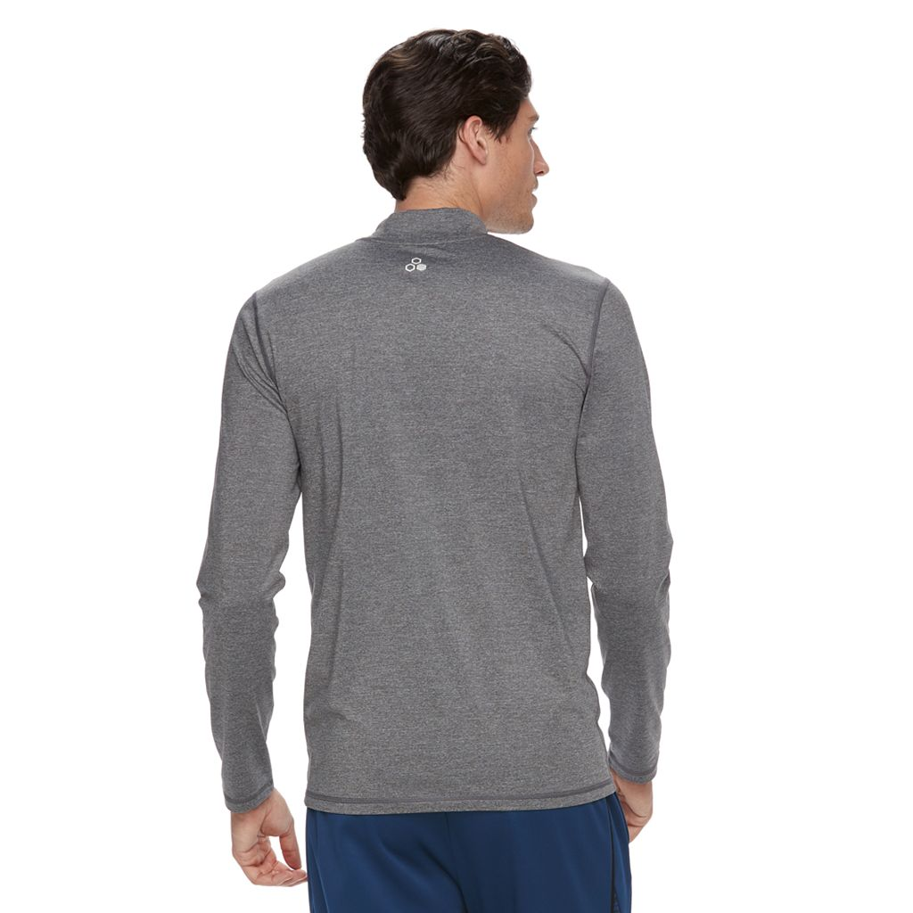 Men's Tek Gear® Lined Base Layer Mockneck