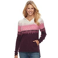 Women's SONOMA Goods for Life™ Fairisle Hoodie