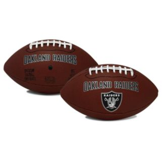 Rawlings Oakland Raiders Game Time Football