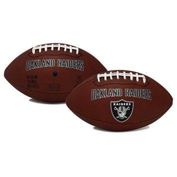 Rawlings® Oakland Raiders Game Time Football