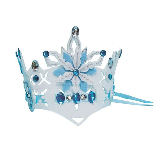 Seedling Create Your Own Ice Princess Crown