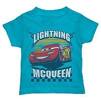 Disney / Pixar Cars 3 Toddler Boy Lightning McQueen Graphic Tee