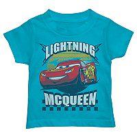 Disney / Pixar Cars 3 Toddler Boy Lightning McQueen Graphic Tee