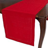 KAF HOME Rustic Table Runner - 90