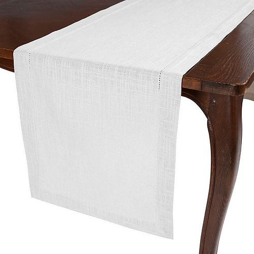 KAF HOME Rustic Table Runner  - 90""