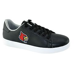 Men's Louisville Cardinals Oxford Tennis Shoes