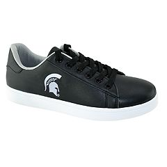 Men's Michigan State Spartans Oxford Tennis Shoes
