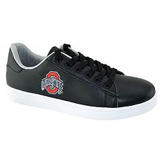 Men's Ohio State Buckeyes Oxford Tennis Shoes