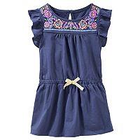 Toddler Girl OshKosh B'gosh® Embroidered Tunic