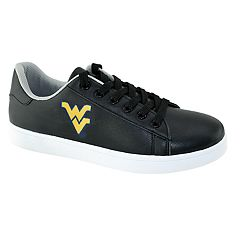 Men's West Virginia Mountaineers Oxford Tennis Shoes