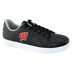 Men's Wisconsin Badgers Oxford Tennis Shoes