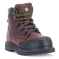 John Deere Men's Steel Toe Work Boots - JD6345