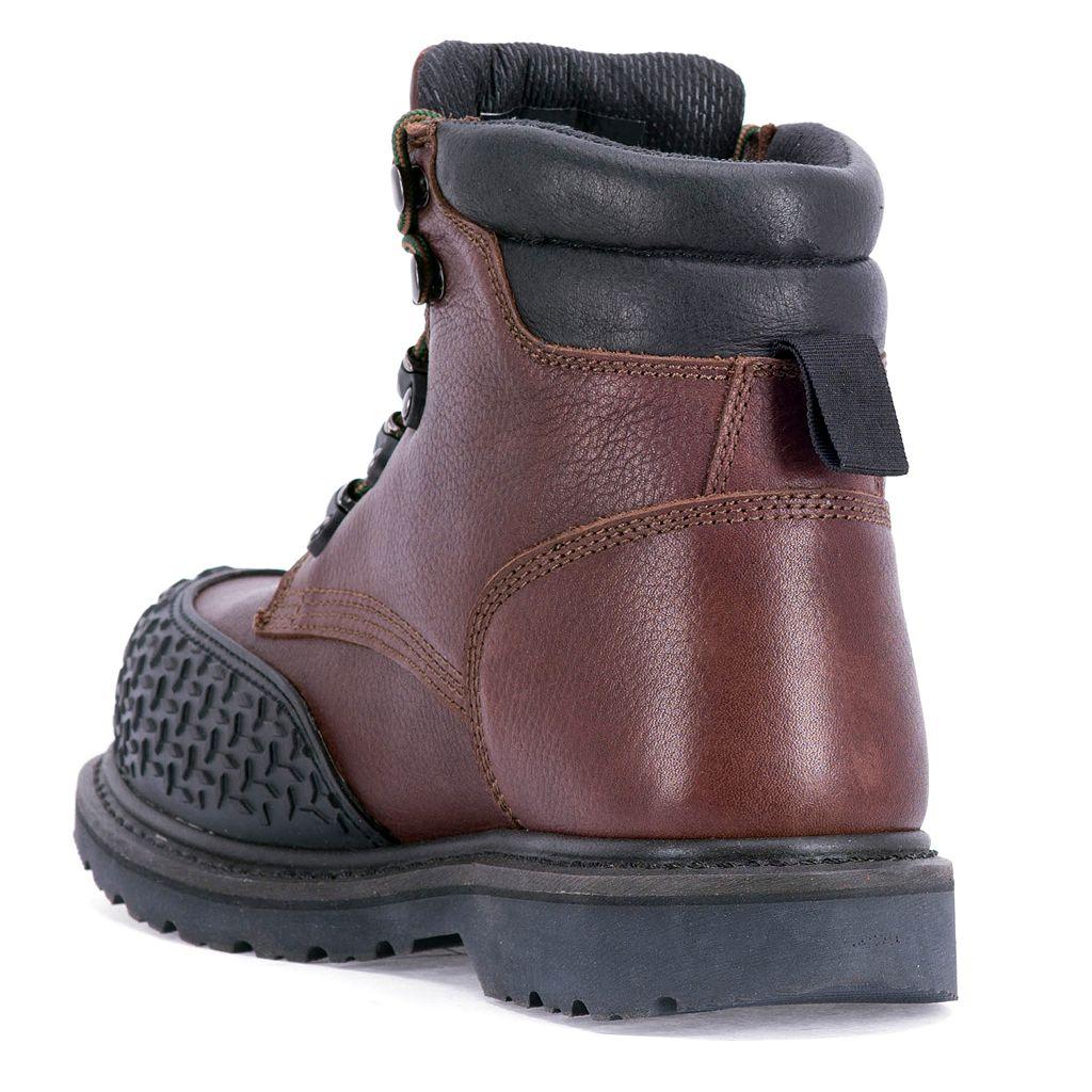 John Deere Men's Steel Toe Work Boots - JD6345
