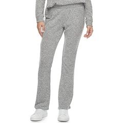 Women's Juicy Couture Midrise Tuxedo-Stripe Lounge Pants