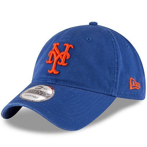 Adullt New Era New York Mets 9TWENTY Core Classic Adjustable Cap