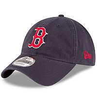 Adullt New Era Boston Red Sox 9TWENTY Core Classic Adjustable Cap