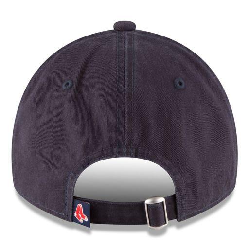 Adullt New Era Boston Red Sox 9TWENTY Core Classic Adjustable Cap