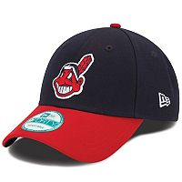 Adult New Era Cleveland Indians 9FORTYThe League Adjustable Cap