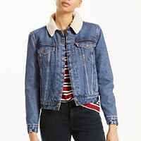 Women's Levi's® Thermore Trucker Jacket