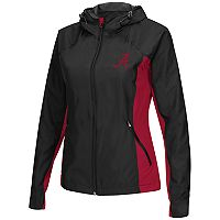 Women's Campus Heritage Alabama Crimson Tide Step Out Windbreaker Jacket