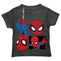 Toddler Boy Marvel Spider-Man Graphic Tee