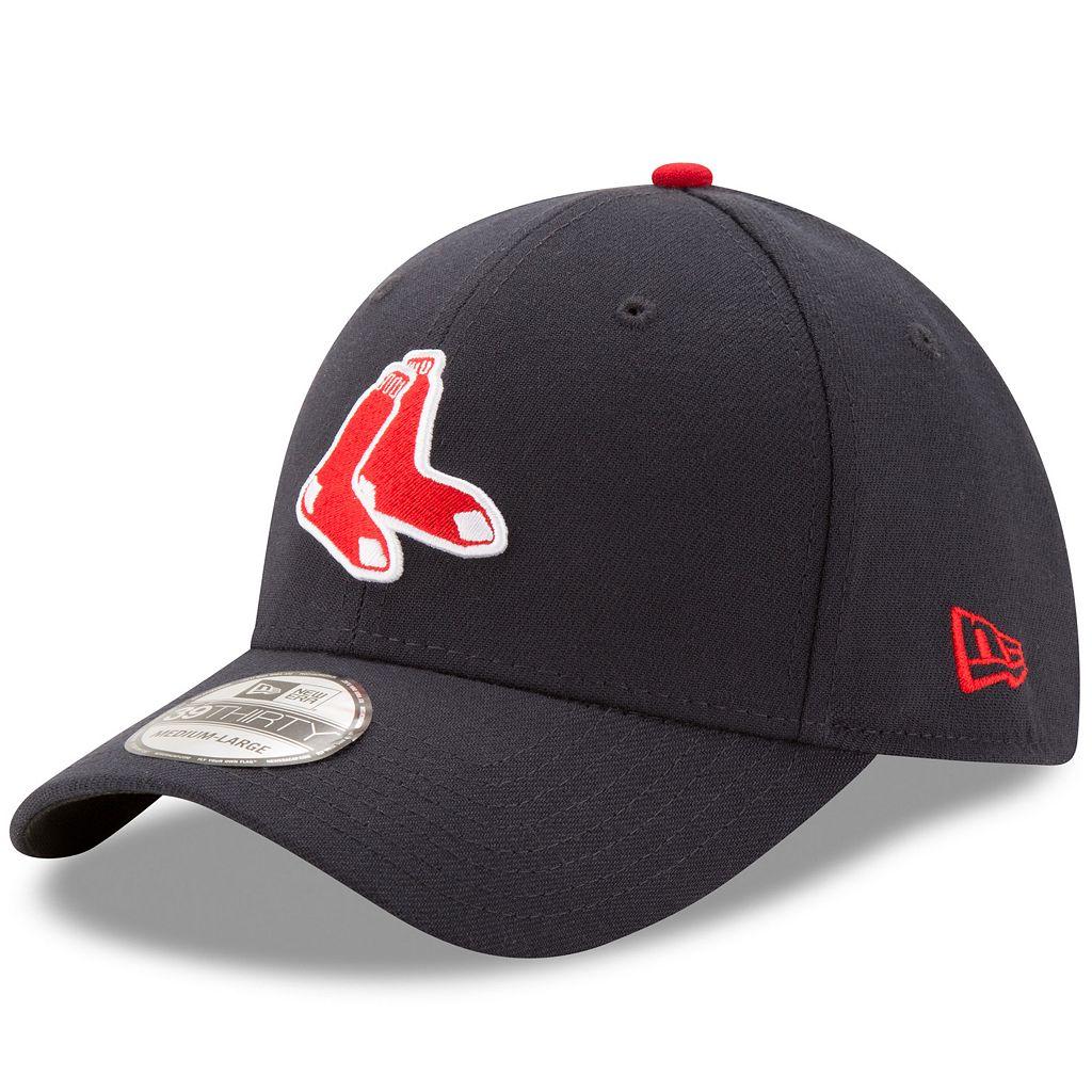 Adult New Era Boston Red Sox Team Classic 39THIRTY Flex-Fit Cap