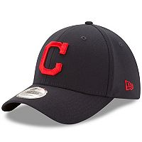 Adult New Era Cleveland Indians Team Classic 39THIRTY Flex-Fit Cap