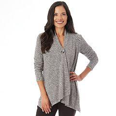Women's Apt. 9® Button Wrap Top