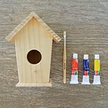 Seedling Design Your Own Bird House