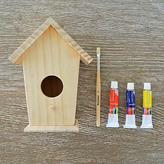 Seedling Design Your Own Bird House