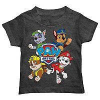 Toddler Boy Paw Patrol Marshall, Chase & Rubble Graphic Tee
