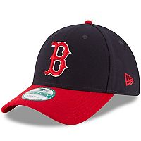 Adult New Era Boston Red Sox 9FORTY League Adjustable Cap