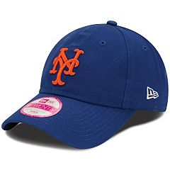 Women's New Era New York Mets 9TWENTY Essential Adjustable Cap