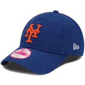 Women's New Era New York Mets 9TWENTY Essential Adjustable Cap