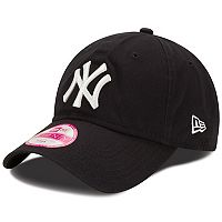 Women's New Era New York Yankees 9TWENTY Essential Adjustable Cap