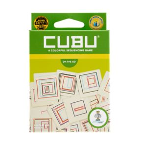 CUBU Game by Funnybone Toys