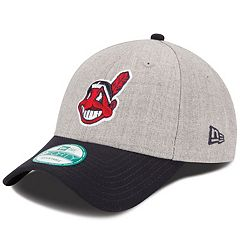 746ce42305a Adult New Era Cleveland Indians The League 9FORTY Adjustable Cap