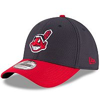 Adult New Era Cleveland Indians Diamond Era 39THIRTY Stretch-Fit Cap