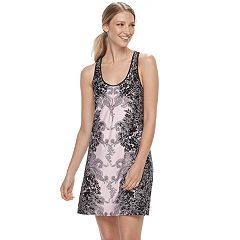 Women's Apt. 9® Pajamas: Lace Racerback Chemise