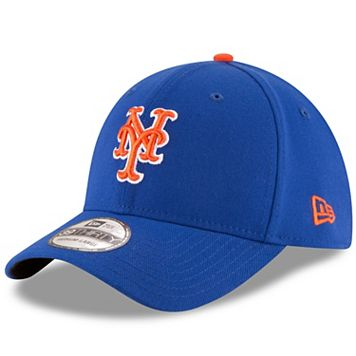 Adult New Era New York Mets Team Classic 39THIRTY Flex-Fit Cap