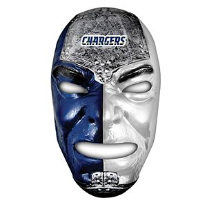 Franklin San Diego Chargers Fan Face Mask