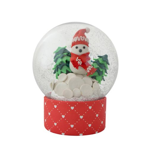 Seedling Let It Snow! Snow Globe