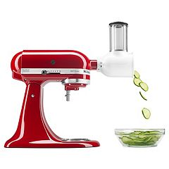 KitchenAid KSMVSA Fresh Prep Slicer / Shredder Attachment