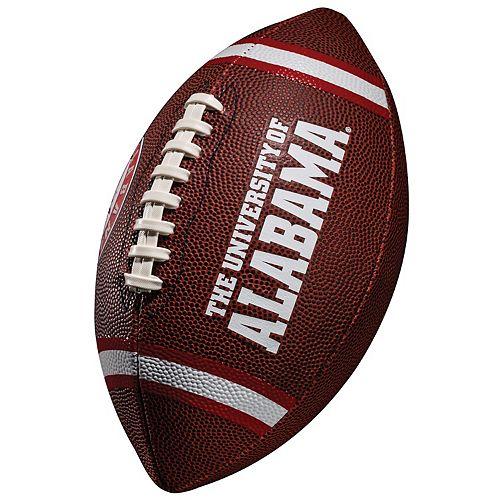 Franklin Sports Alabama Crimson Tide Junior Football