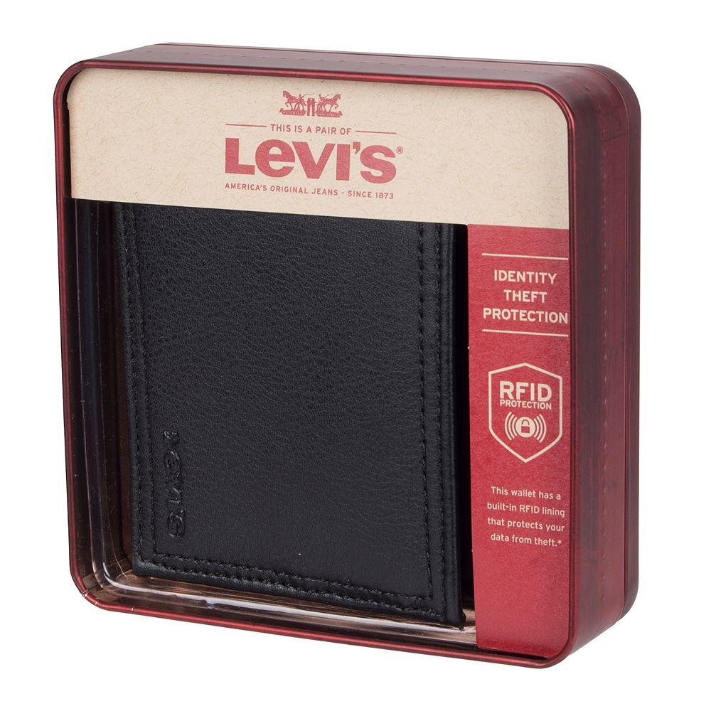 Men's Levi's® RFID-Blocking Traveler Wallet