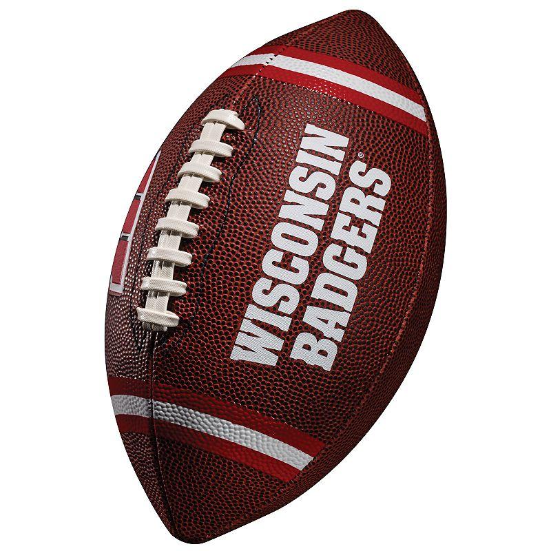 Franklin Wisconsin Badgers Junior Football. Multicolor