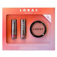 LORAC Soft Nude Alter Ego & Color Course Collection