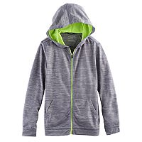Boys 8-20 Tek Gear® Jersey Space-Dyed Hoodie