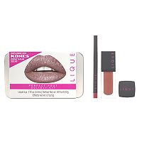 LIQUE Perfect Pout Holiday Kit - Nude