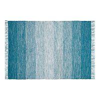 Chesapeake Cotton Ombre Striped Rug